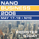 NanoBusiness 2006, New York - 17th - 19th May, 2006