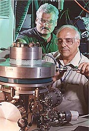 Argonne National Laboratory - Orlando Auciello and John A. Carlisle