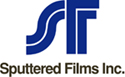 Sputtered Films