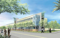 Rendering of Materials Science and Engineering Building.