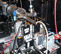 Argonne scientists and collaborators used high energy X-rays from the Advanced Photon Source to create detailed images of nanoscale materials. The scientists are working to develop a dedicated facility for the process at Argonne.