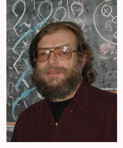 New York University Chemistry Professor Nadrian Seeman