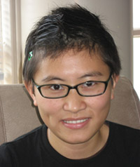 Tania Chan. Graduate student in the NanoBio IGERT program. Credit: Mary Spiro / JHU