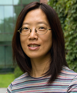Yeong-Ah Soh (photo by Joseph Mehling '69)