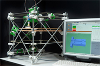 The RepRap prototype
