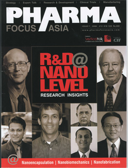 Pharma Focus Asia, Issue 7: 2008