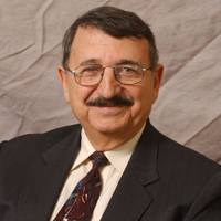Mostafa El-Sayed received the nation�s highest honor in science, the 2007 Medal of Science.