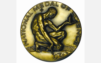 President George W. Bush has named the recipients of the 2007 National Medal of Science, the nation's highest honor for science and engineering.