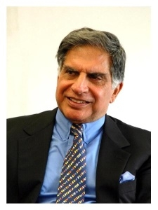 Mr. Ratan Tata joins Nanobiosym Global Advisory Board (PHOTO: Business Wire)