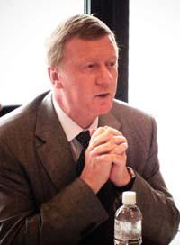 Rusnano chairman Anatoly Chubais