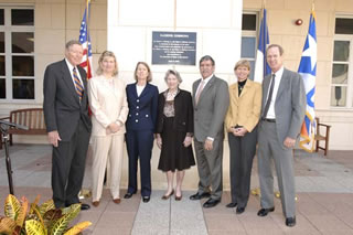 (On March 11, 2008, UTSA dedicated the Robert J. Kleberg, Jr.
