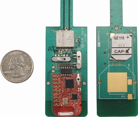 Powercast RF Energy Harvesting Module