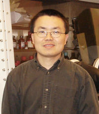 Yadong Yin is an assistant professor of chemistry at UC Riverside. Photo credit: Yin lab, UC Riverside.