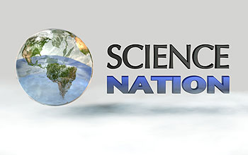 NSF's Science Nation video series will examine breakthroughs and possibilities for new discoveries.  Credit: National Science Foundation