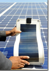 DuPont is collaborating with the U.S. Department of Energy on a $9 million solar research program to enable the broad, commercial production of durable, long- lasting, lightweight, high efficiency, flexible PV modules.