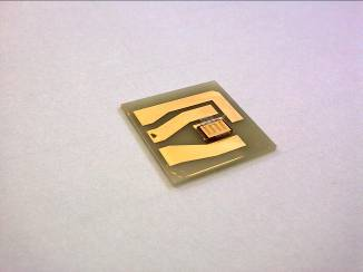 IMEC's SiN/AlGaN/GaN double heterostructure field effect