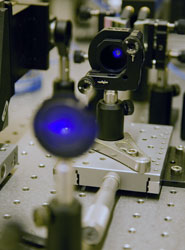 A quantum photonic experiment 