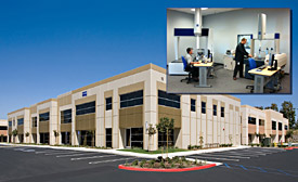 Carl Zeiss IMT West Coast Tech Center in Irvine, California with application support, contract inspection services software training, and product demonstrations.