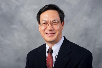 Georgia Tech Prof. Zhong Lin Wang