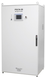 Johnson Matthey Gas Purification Technology (GPT) group's PSCN-50 purifier.