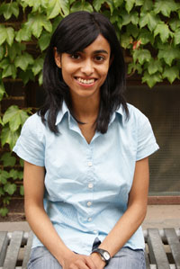 Dr Sapna Thoduka has developed a new diagnosis method for meningococcal disease.