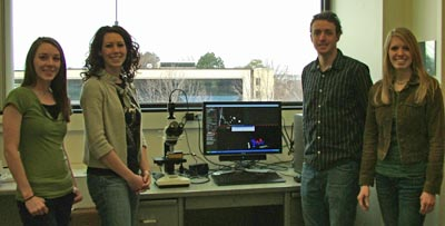 The NanoSight users at Brigham Young University