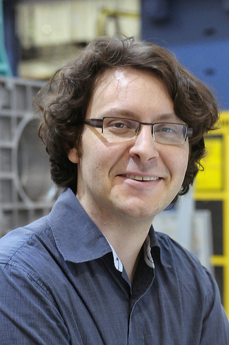 Antonino Miceli, an Argonne physicist, has been awarded one of the Department of Energy's Early Career Research Grants -- $2.5 million over the next five years -- to improve high-resolution spectroscopic X-ray detectors using superconducting sensors. Photo courtesy Argonne National Laboratory.