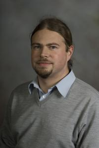 Virginia Tech physicist Patrick Huber has been awarded an Early Career Research Award from the US Department of Energy. Credit: Virginia Tech Photo.
