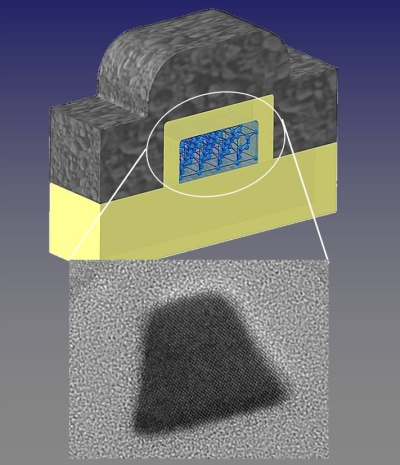 Junctionless nanowire transistor successfully designed, simulated, fabricated and tested at Tyndall National Institute