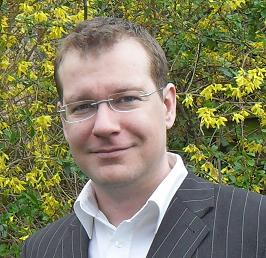 Dr Robert Field, JPK�s new UK & Ireland Sales Manager