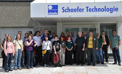 Delegates at NanoSight�s European Users� Meeting