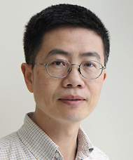 Dr. Hongbing Lu has landed the biggest research grant yet within the University's young Mechanical Engineering Department.