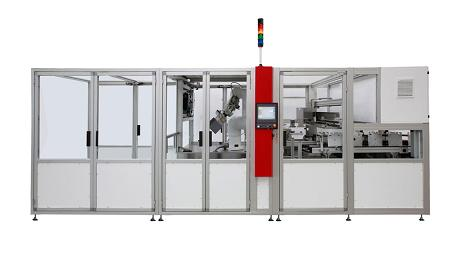 baumann Waferhandling Oxidation (WHO)