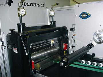 Spartanics Finecut-Plus-Rotary---Combination Laser Die Cutting and Rotary Die Cutting System
