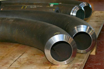 CRA Clad pipe for highly corrosive deepwater oil and gas production