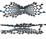Structural loops in graphene