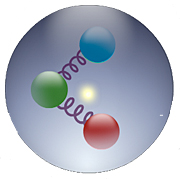 During the experiment, the probing electron seems to give all of its momentum