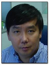 Professor Jim P. Zheng of Florida State University.