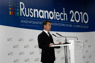 Dmitry Medvedev, President of Russia