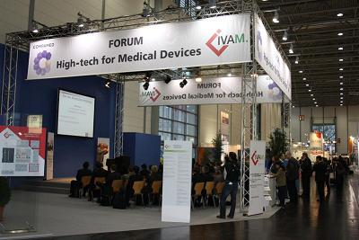 "Forum ""High-tech for Medical Devices"" Source: IVAM Microtechnology Network"