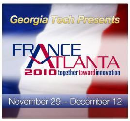 France-Atlanta 2010: Together Towards Innovation