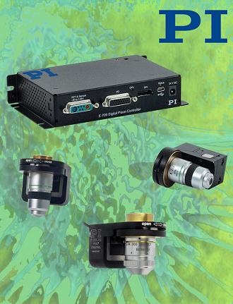 Fast Piezo Focussing Systems for Microscopy