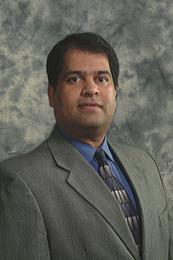 Dr. Ajay Malshe, Professor of Mechanical Engineering and 21st Century Chair of Materials, Manufacturing and Integrated Systems