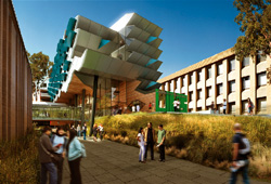 Artists impression of the LIMS building
