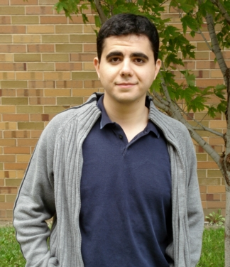 Javid Rzayev (pictured) and Justin Bolton led a team that synthesized a block copolymer nanomembrane, which contains pores greater than 50 nanometers in diameter -- a record size for membranes of this kind.