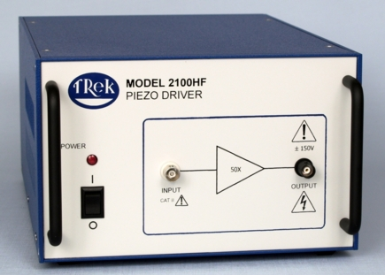 Trek Model 2100HF Amplifier:
