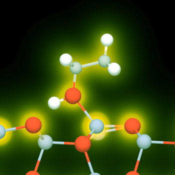 A battery-less chemical sensor relies on dynamic interactions of molecules with semiconductor nanowire surfaces that can induce electrical voltages between segments of nanowires.