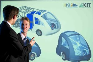 By means of an integrated approach, KIT wishes to rapidly commercialize its innovations. (Photo: KIT)