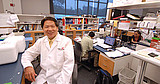 Peixuan Guo, PhD is the Director of the NIH Nanomedicine Development Center at University of Cincinnati