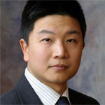 Electrical and computer engineering professor Gang Logan Liu
